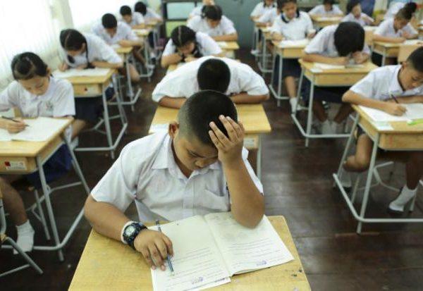 ปัญหา (ระบุปัญหาในการศึกษาไทย)