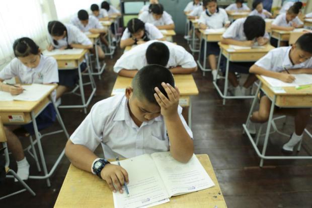 ระบบการศึกษาไทย