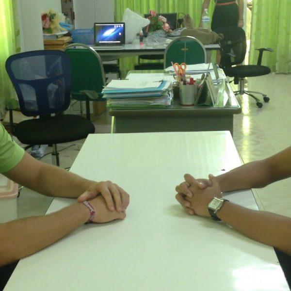 สัมภาษณ์เกี่ยวกับระบบการศึกษาไทย
