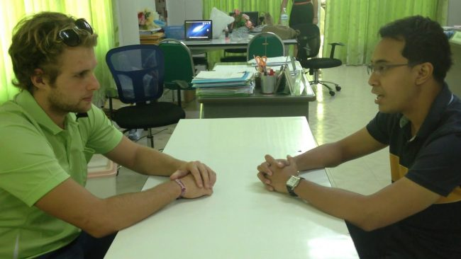 สัมภาษณ์การศึกษาไทย
